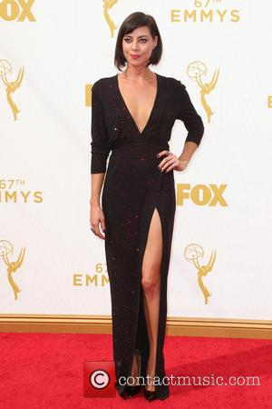 Aubrey Plaza - 67th Annual Emmy Awards at Microsoft Theatre at Microsoft Theatre, Emmy Awards - Los Angeles, California, United...