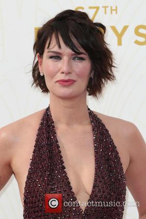 Lena Headey - 67th Annual Emmy Awards at Microsoft Theatre at Microsoft Theatre, Emmy Awards - Los Angeles, California, United...