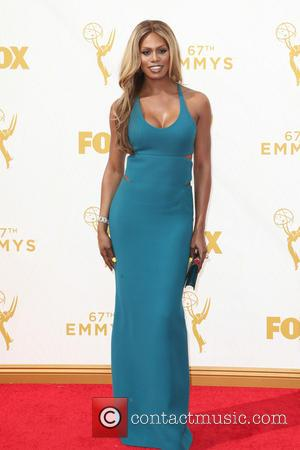 Laverne Cox - 67th Annual Emmy Awards at Microsoft Theatre at Microsoft Theatre, Emmy Awards - Los Angeles, California, United...