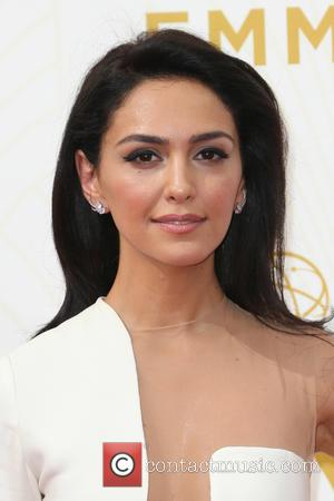 Nazanin Boniadi - 67th Annual Emmy Awards at Microsoft Theatre at Microsoft Theatre, Emmy Awards - Los Angeles, California, United...
