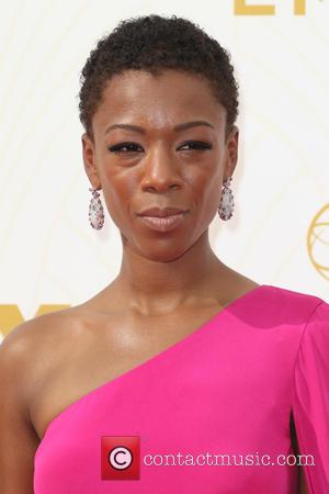 Samira Wiley - 67th Annual Emmy Awards at Microsoft Theatre at Microsoft Theatre, Emmy Awards - Los Angeles, California, United...