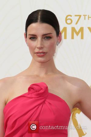 Jessica Pare - 67th Annual Emmy Awards at Microsoft Theatre at Microsoft Theatre, Emmy Awards - Los Angeles, California, United...