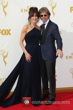 Felicity Huffman , William H. Macy - 67th Annual Emmy Awards at Microsoft Theatre at Microsoft Theatre, Emmy Awards -...