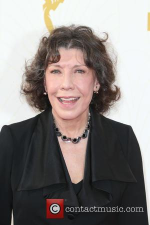 Lily Tomlin - 67th Annual Emmy Awards at Microsoft Theatre at Microsoft Theatre, Emmy Awards - Los Angeles, California, United...