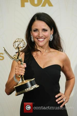 Julia Louis-Dreyfus - 67th Annual Emmy Awards at Microsoft Theatre at Microsoft Theatre, Emmy Awards - Los Angeles, California, United...