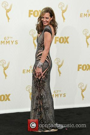 Allison Janney - 67th Annual Emmy Awards at Microsoft Theatre at Microsoft Theatre, Emmy Awards - Los Angeles, California, United...