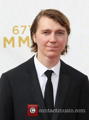 Paul Dano - Celebrities arrive at 67th Emmys Red Carpet at Microsoft Theater. at Microsoft Theatre - Los Angeles, California,...