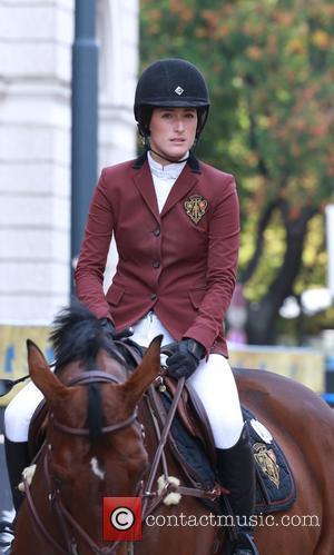 Bruce Springsteen's Daughter Wins $330,000 In Equestrian Event