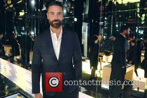 Louis Vuitton and Luca Calvani