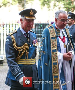 Prince Charles - Prince Charles attends a service of thanksgiving and rededication marking the 75th anniversary of the Battle of...