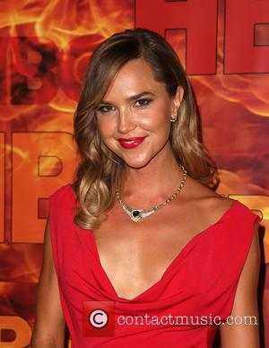 Arielle Kebbel - HBO's Official 2015 Emmy After Party at Pacific Design Center - West Hollywood, California, United States -...