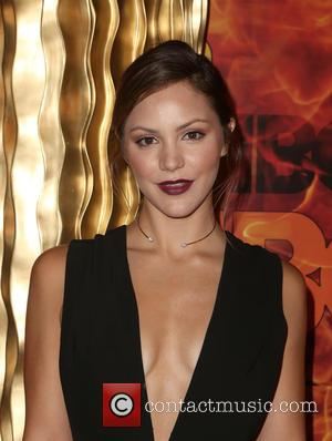 Katharine McPhee - HBO's Official 2015 Emmy After Party at Pacific Design Center - West Hollywood, California, United States -...