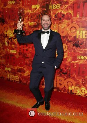 Tony Hale - HBO's Official 2015 Emmy After Party at Pacific Design Center - West Hollywood, California, United States -...