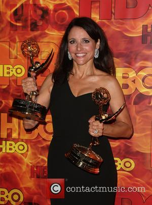 Julia Louis-Dreyfus - HBO's Official 2015 Emmy After Party at Pacific Design Center - West Hollywood, California, United States -...