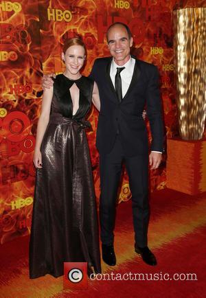 Rachel Brosnahan and Michael Kelly