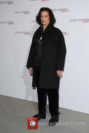 Bianca Jagger - Louis Vuitton Series 3 launch - Arrivals - London, United Kingdom - Sunday 20th September 2015