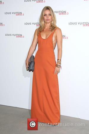 Annabelle Wallis - London Fashion Week - Louis Vuitton series 3 Exhibition Launch Party - Arrivals at London Fashion Week...