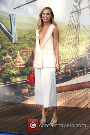 Suki Waterhouse - Pan World Premiere held at Leicester Square - Arrivals - London, United Kingdom - Sunday 20th September...
