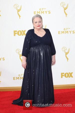Kathy Bates - 67th Annual Primetime Emmy Awards held at the Microsoft theater - Arrivals at Microsoft Theatre, Primetime Emmy...