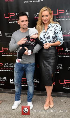 Catherine Tyldesley - Catherine Tyldesley attends the Official Opening for the Ultimate Performance Gym in Manchester - Manchester, United Kingdom...