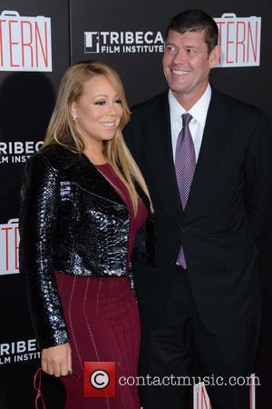 Mariah Carey and James Packer