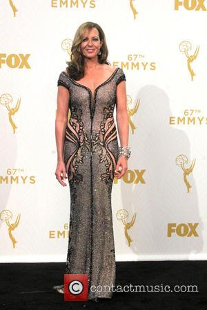 Allison Janney - 67th Primetime Emmy Awards - Press Room at Microsoft Theater at LA Live, Primetime Emmy Awards, Emmy...