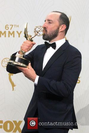 Tony Hale - 67th Primetime Emmy Awards - Press Room at Microsoft Theater at LA Live, Primetime Emmy Awards, Emmy...