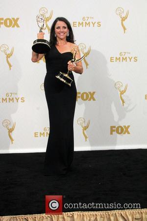 Julia Louis-Dreyfus - 67th Primetime Emmy Awards - Press Room at Microsoft Theater at LA Live, Primetime Emmy Awards, Emmy...