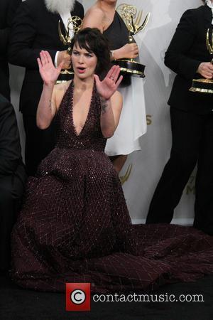 Lena Headey - 67th Primetime Emmy Awards - Press Room at Microsoft Theater at LA Live, Primetime Emmy Awards, Emmy...