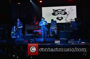 Blues Traveler, Chan Kinchla, Ben Wilson, John Popper, Brendan Hill and Tad Kinchla