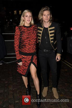 Dougie Poynter Still Loves Ellie Goulding