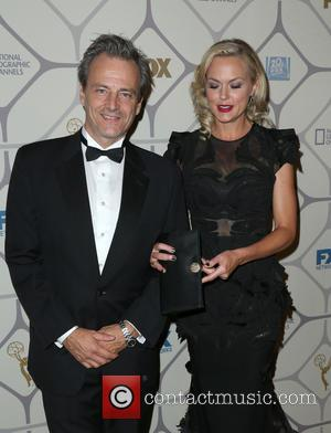 Salvator Xuereb and Elaine Hendrix