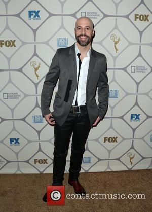 Chris Daughtry - 67th Primetime Emmy Awards Fox After Party at Vibiana, Primetime Emmy Awards, Emmy Awards - Los Angeles,...