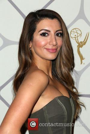 Nasim Pedrad - 67th Primetime Emmy Awards Fox After Party at Vibiana, Primetime Emmy Awards, Emmy Awards - Los Angeles,...