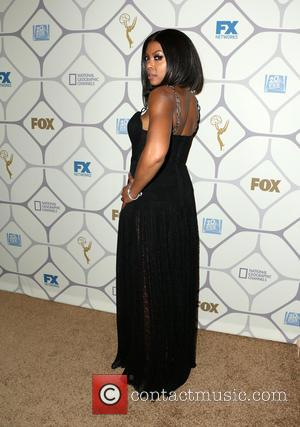 Taraji Henson - 67th Primetime Emmy Awards Fox After Party at Vibiana, Primetime Emmy Awards, Emmy Awards - Los Angeles,...