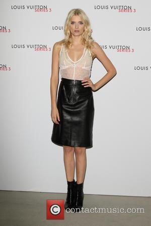 Louis Vuitton and Lily Donaldson