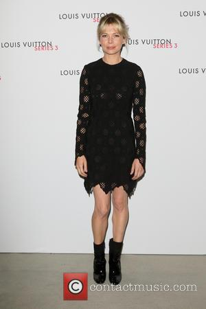 Michelle Williams - London Fashion Week - Louis Vuitton series 3 Exhibition Launch Party - Arrivals at 180 The Strand,...