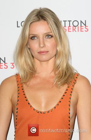 Annabelle Wallis - London Fashion Week - Louis Vuitton series 3 Exhibition Launch Party - Arrivals at 180 The Strand,...