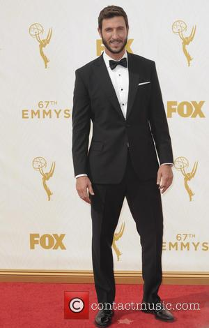 Pablo Schreiber - The 67th Emmy Awards arrivals at Emmy Awards - Los Angeles, California, United States - Monday 21st...