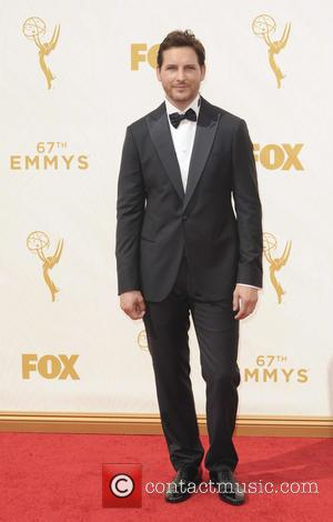 Peter Facinelli - The 67th Emmy Awards arrivals at Emmy Awards - Los Angeles, California, United States - Monday 21st...