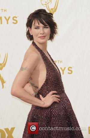 Lena Headey - The 67th Emmy Awards arrivals at Emmy Awards - Los Angeles, California, United States - Monday 21st...