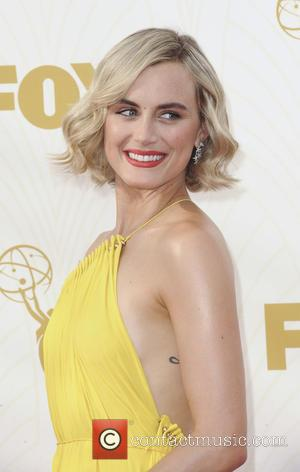 Taylor Schilling - The 67th Emmy Awards arrivals at Emmy Awards - Los Angeles, California, United States - Monday 21st...