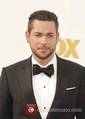 Zachary Levi - The 67th Emmy Awards arrivals at Emmy Awards - Los Angeles, California, United States - Monday 21st...