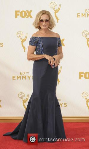 Jessica Lange - The 67th Emmy Awards arrivals at Emmy Awards - Los Angeles, California, United States - Monday 21st...