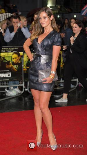 Fran Newman-Young - The UK Premiere of 'Sicario' held at the Empire Leicester Square - Arrivals at Empire Leicester Square...