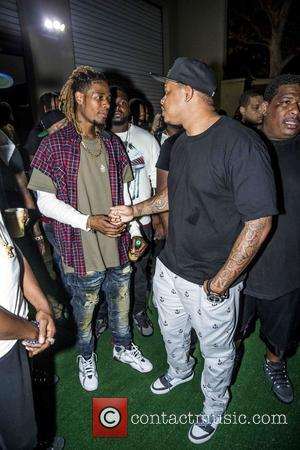 curtis young and fetty wap at the observatory