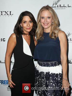 Marisol Nichols and Kelly Preston