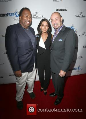 Leslie David Baker, Marisol Nichols and Michael O'connor