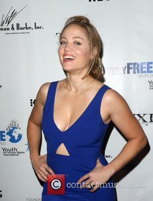 Erika Christensen - The Human Rights Hero Awards 2015 presented by Marisol Nichols' Foundation for a Slavery Free World and...