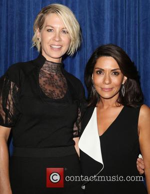 Jenna Elfman , Marisol Nichols - The Human Rights Hero Awards 2015 presented by Marisol Nichols' Foundation for a Slavery...